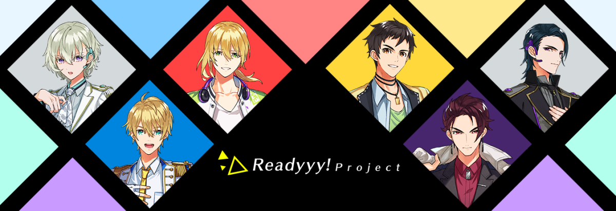 "[Otome Watch] Sega's Upcoming ""Readyyy!"" Project - An Idol Raising Project"