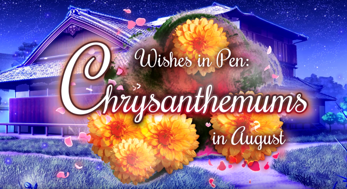 "[PC] Demo Review - ""Wishes In Pen: Chrysanthemums in August"""